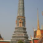 Bangkok Royal Palace Tower by DRWilliams