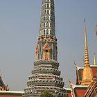 Bangkok Royal Palace Tower by DRWilliams