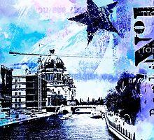Blue Berlin by artsandsoul