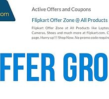 Coupon For Flipkart by Offer Ground