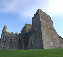 The Rock of Cashel by John Quinn