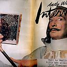 Andy Warhole interview papers May '73/restoration by kitza