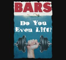 Bars - Do You Even Lift Bodybuilding Gym Mashup by NibiruHybrid