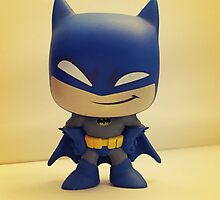 Mini Batman by FendekNaughton