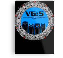 VG:5 Metal Print