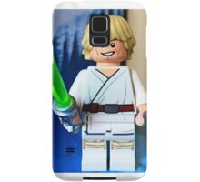 Lego Luke Skywalker Samsung Galaxy Case/Skin
