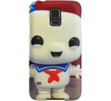 Marshmallow Man Samsung Galaxy Case/Skin