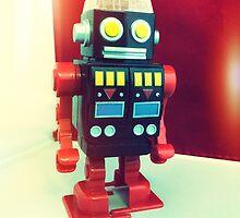 Wind Up Robot by FendekNaughton