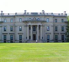 Vanderbilt Mansion- Hyde Park, NY by Melzo318