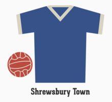 Shrewsbury Town by Daviz Industries
