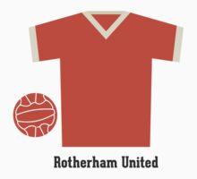 Rotherham United by Daviz Industries