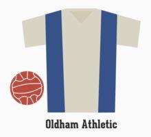 Oldham Athletic by Daviz Industries