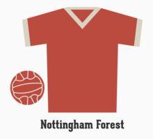 Nottingham Forest by Daviz Industries