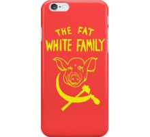 Fat White Family iPhone Case/Skin