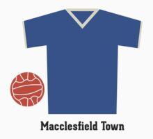 Macclesfield Town by Daviz Industries
