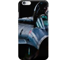 Lightning XR728 in the shadows iPhone Case/Skin
