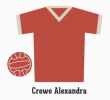 Crewe Alexandra by Daviz Industries