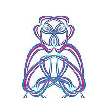 Buda blue/rose by Studio-Tako