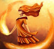 Flame Princess by Jordan Bender