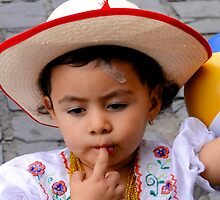 Cuenca Kids 573 by Al Bourassa