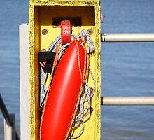Lifebuoy by John Marshall-Redding