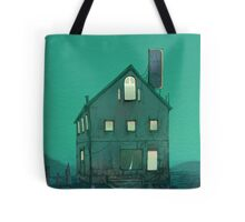 Boat House Tote Bag
