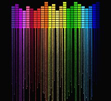 Colorful music Equalizer by rubina