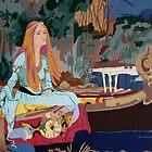 Ophelia's Last Journey by LoisVivian