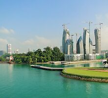 Singapore by franceslewis