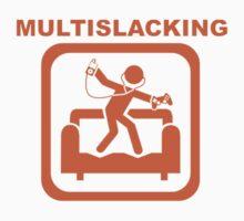 Multislacking - Orange Kids Clothes