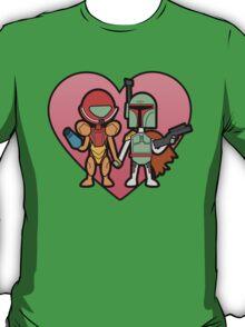 Bounty Hunter Love T-Shirt