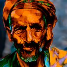 Wise old Yemeni  by Marilyns