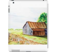 Meadow Shed iPad Case/Skin