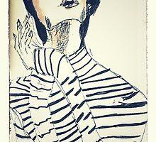 mod woman #2 by Tonia Mc Caskill