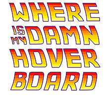 Hoverboards Anonymous Photographic Print