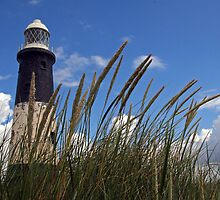 Spurn Point Lighthouse by Malcolm Heaven