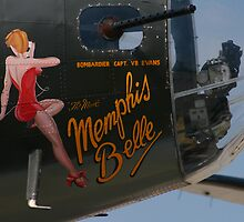 Memphis Belle by Charles Adams
