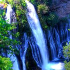Burney Falls by pinkT