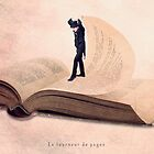 The page turner by Yann Pendaries