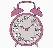 No O'Clock by sadgurl00