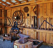 Tool Shed by krishoupt