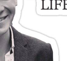 Living the Sugg life Sticker