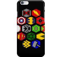 Marvel DC Comic Superhero Crossover Megaverse iPhone Case/Skin