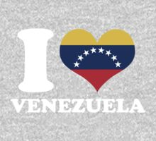 I Heart Venezuela Kids Clothes