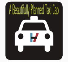 A Beautifully Planned Taxi Cab by Chase549