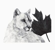 Canadian Cougar T-Shirt