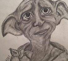 Dobby the House Elf by kdog1496