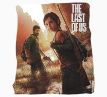 Joel and Ellie T-Shirt