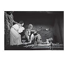 Joy Wars (Star Wars meets Joy Division) Photographic Print