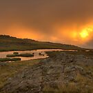 Grey Knotts Tarn by Rich Gale